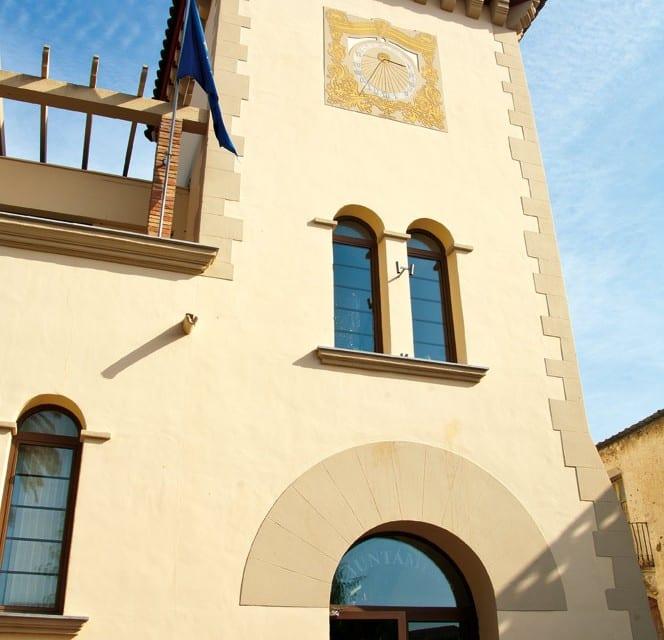 Palau überzeugt durch seine ansehnliche Architektur.