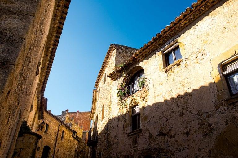 Mittelalterliche Zeitreise in Katalonien – Pals