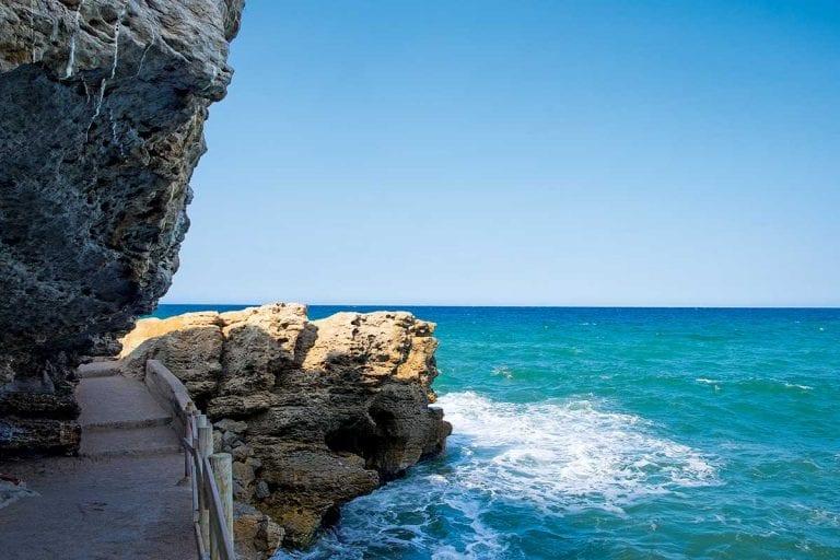Zwischen Felswand und Mittelmeer – Camí de Ronda
