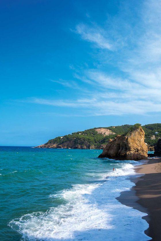 Plaja Illa Roja - Costa Brava