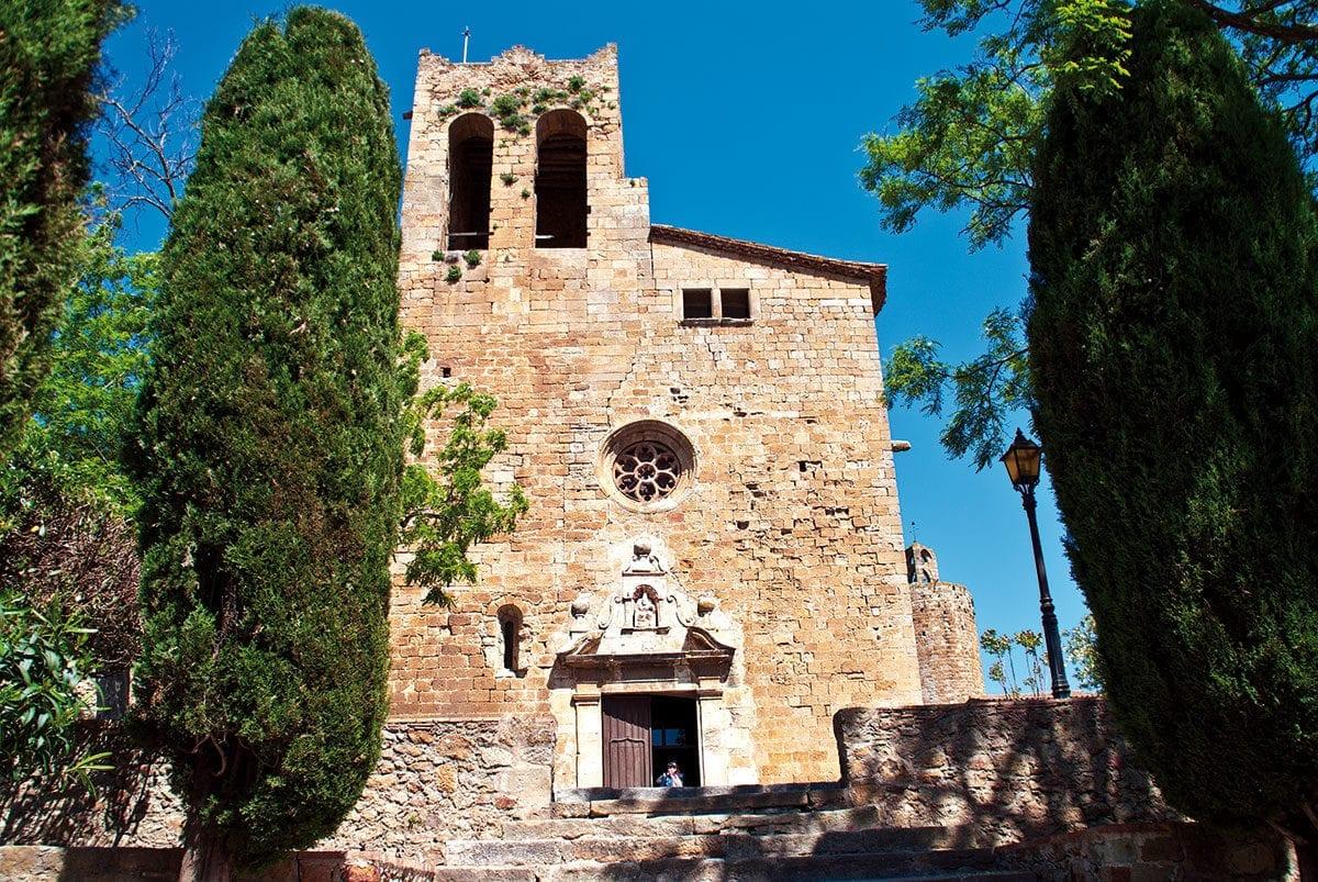Kirche in Pals