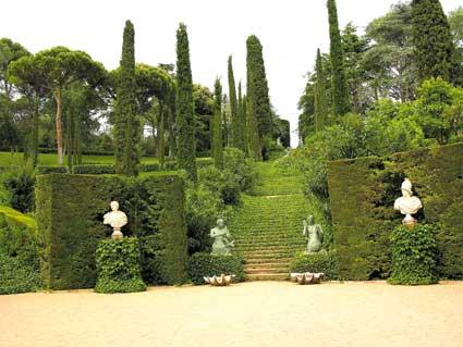 Jardins de Santa Clotilde – Hochzeit des Lichts