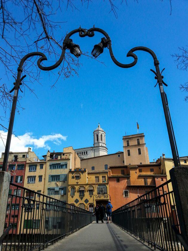 Schönste Brücke Gironas