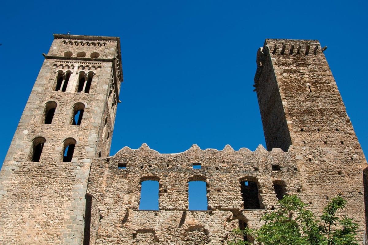 Glockenturm und Turm
