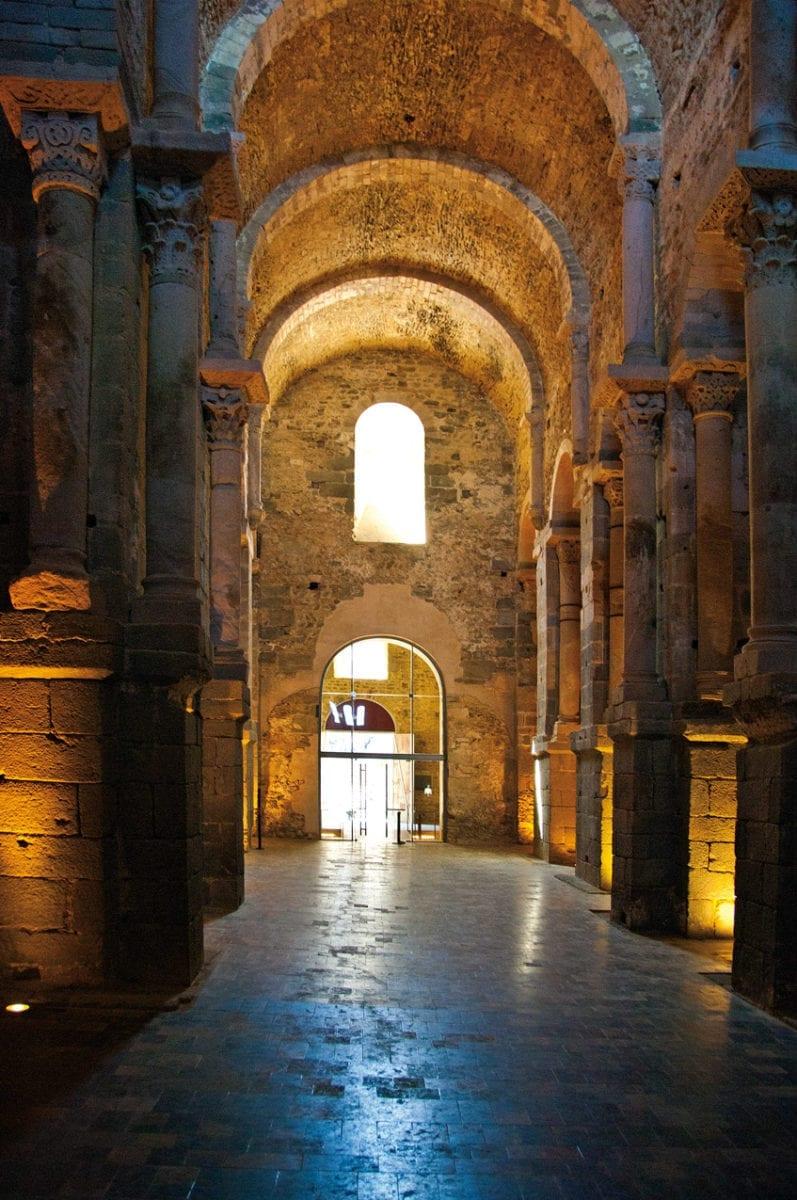 Sant Pere Rodes Kirche