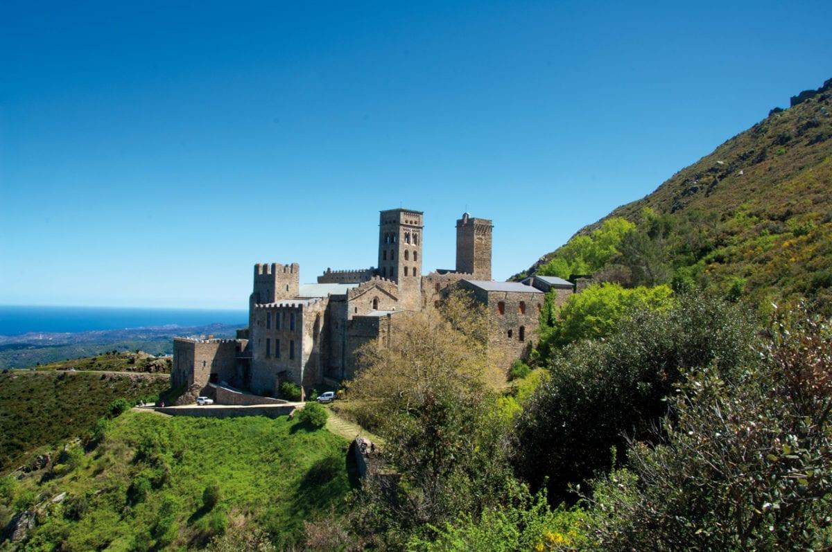 Sant Pere Rodes Meerblick
