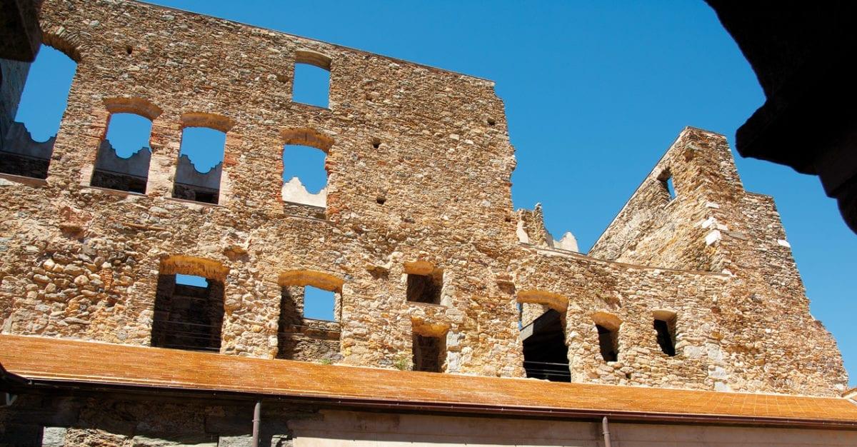 Sant Pere de Rodes Ruine Kloster