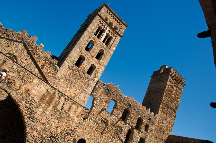 Die mittelalterlichen Gemäuer sind einen Ausflug wert.