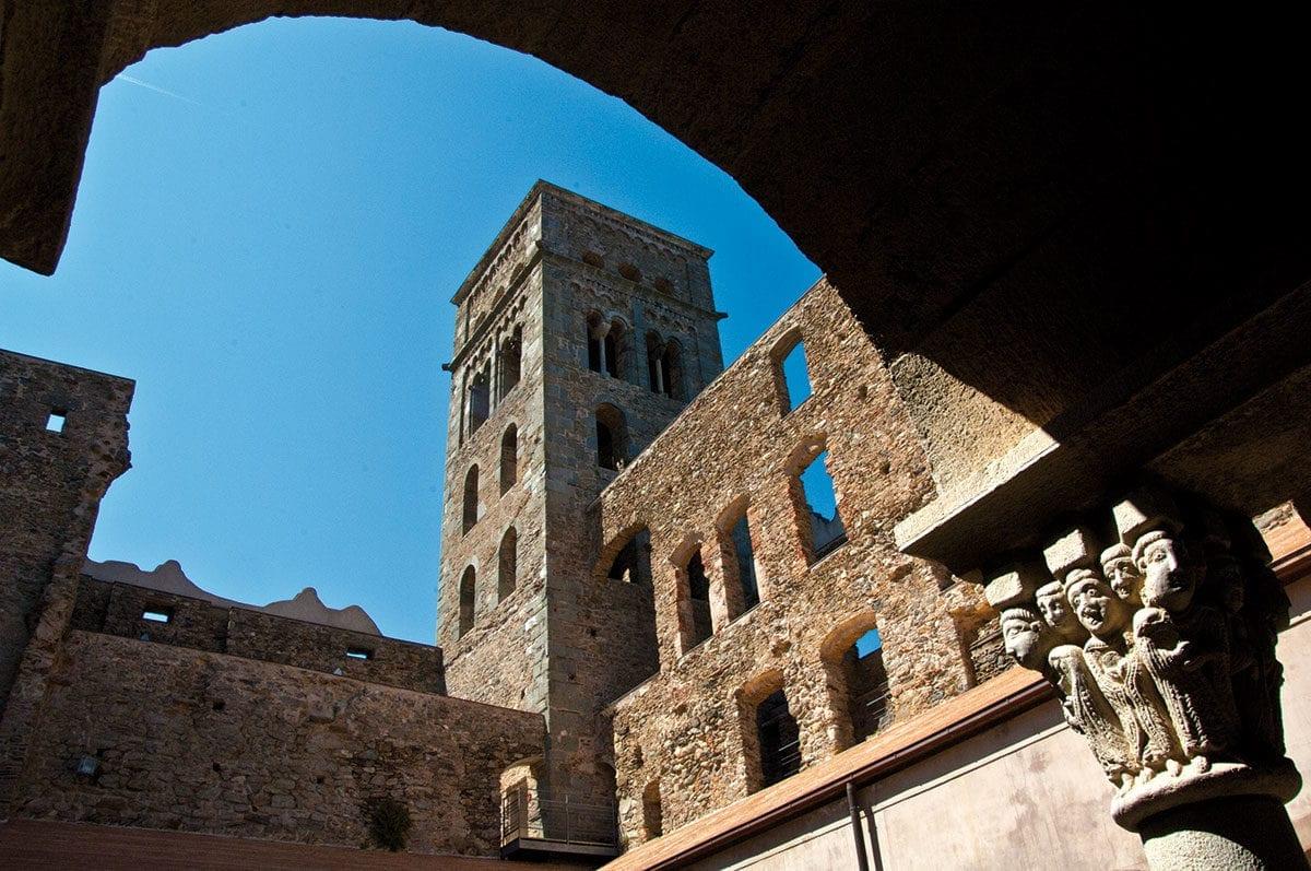 Glockenturm Sant Pere de Rodas