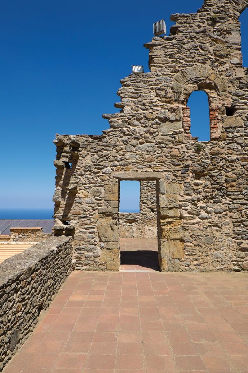 Benediktinerkloster Sant Pere de Rhodes