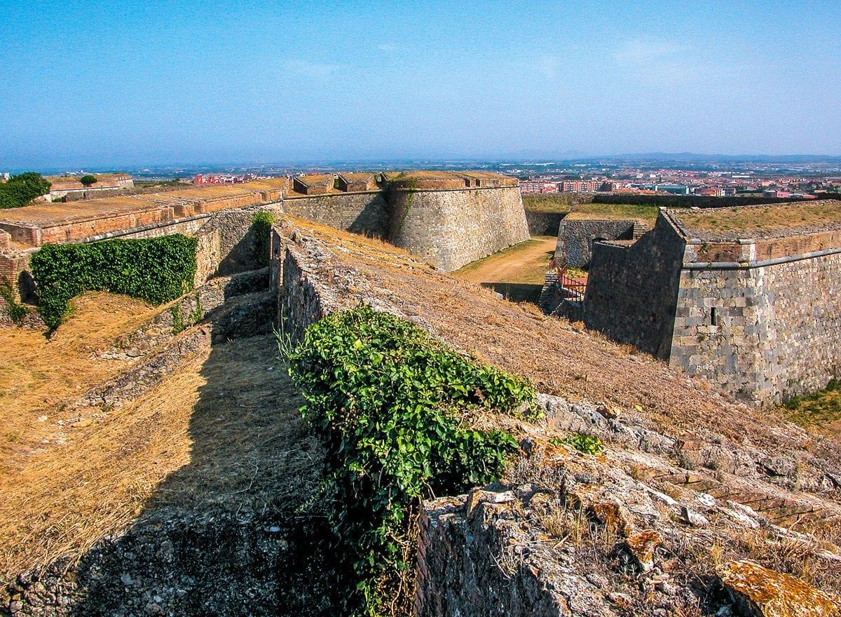Sant Ferran Festung