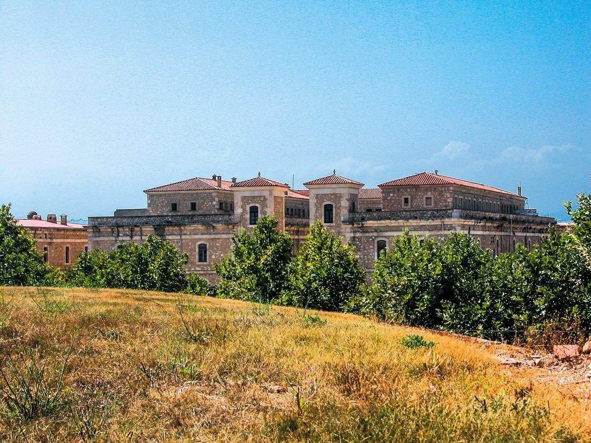 Sant Ferran Schloss