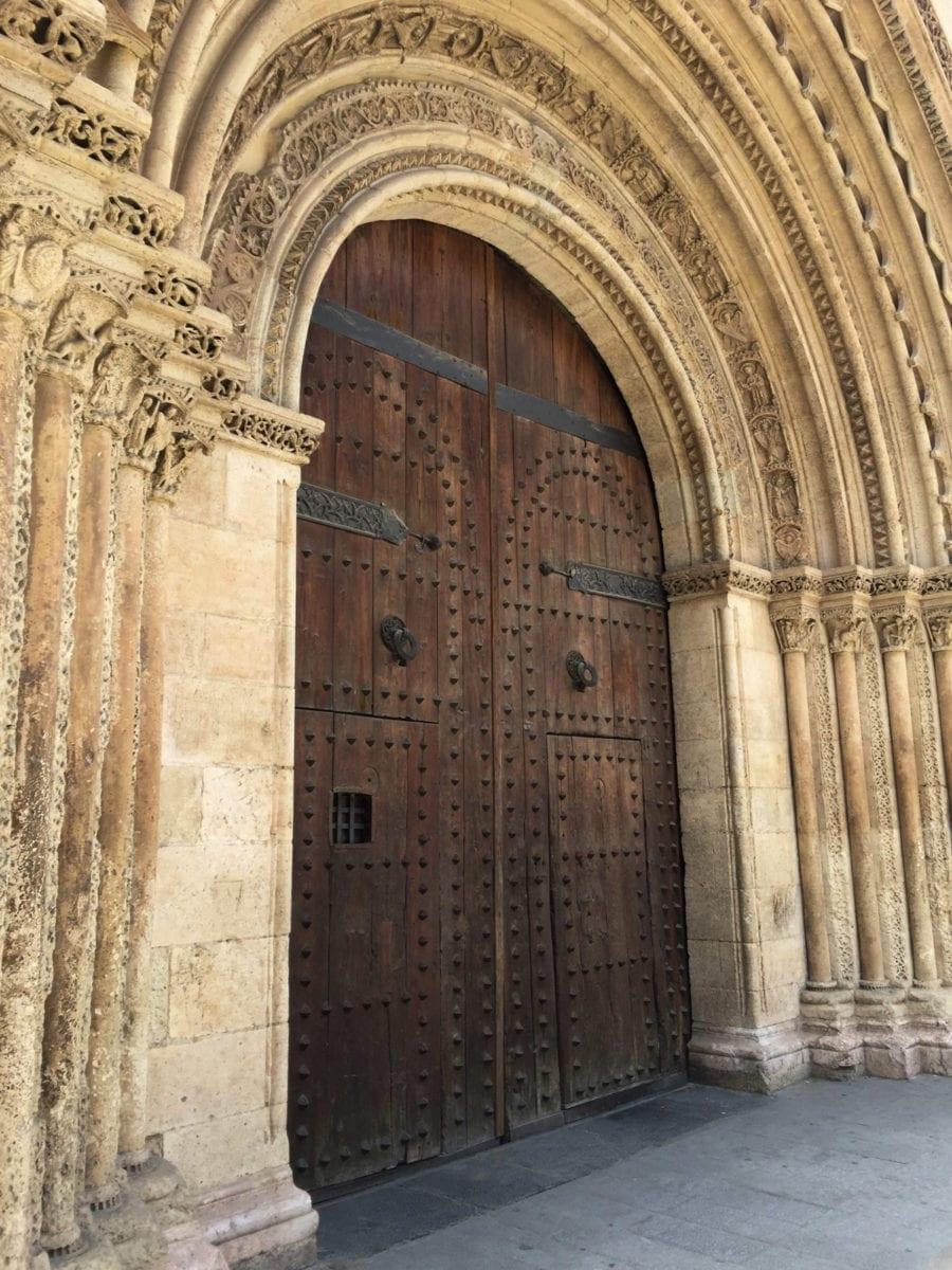Kircheneingang