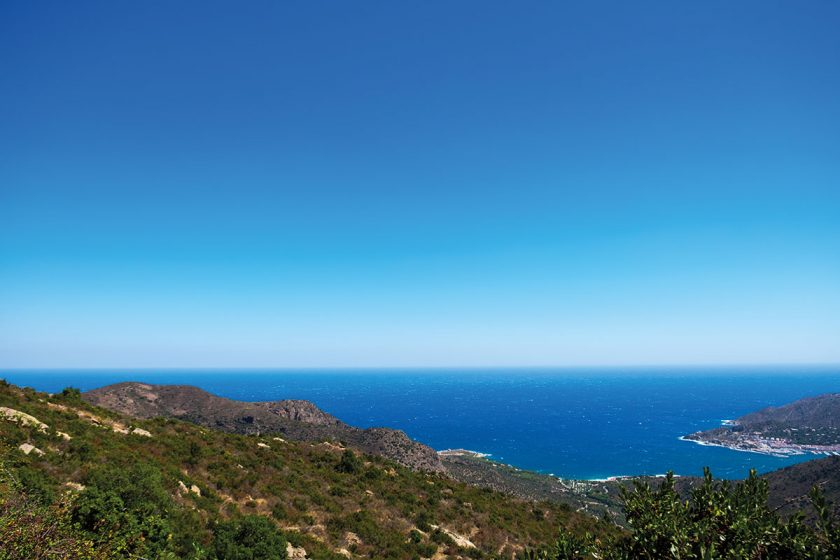 Spektakuläre Aussichten an der Costa Brava