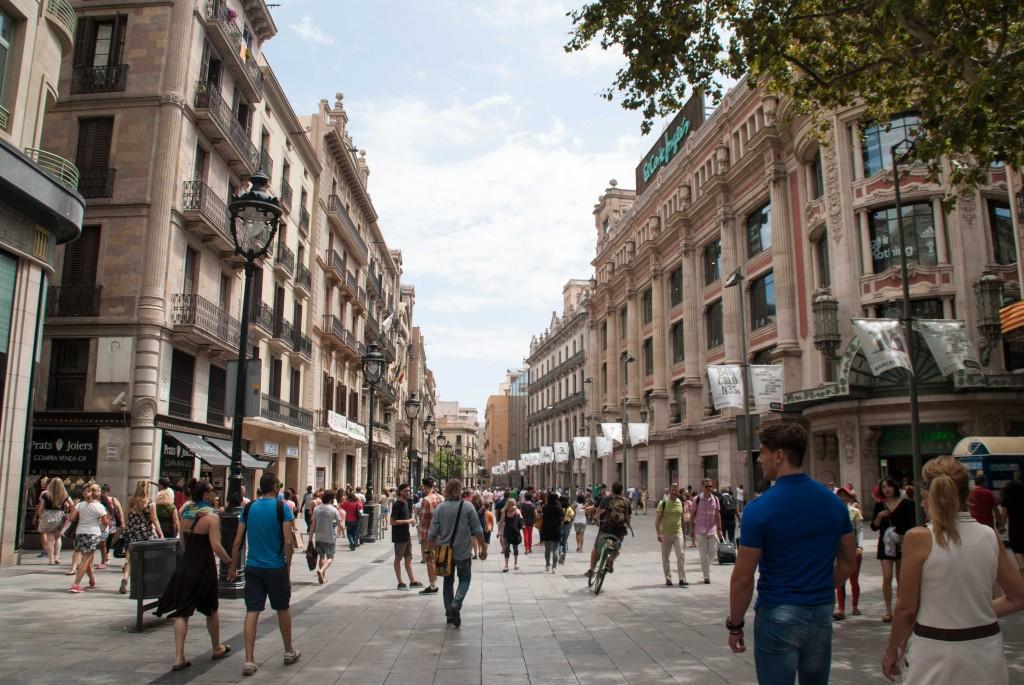 Barcelona-Innenstadt