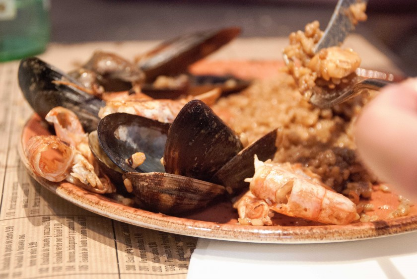 barcelona-trip-food