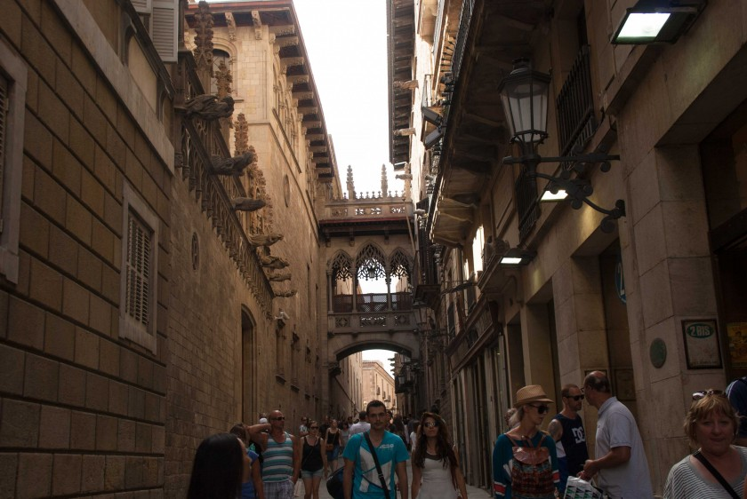 barcelona-trip-gotisches-viertel