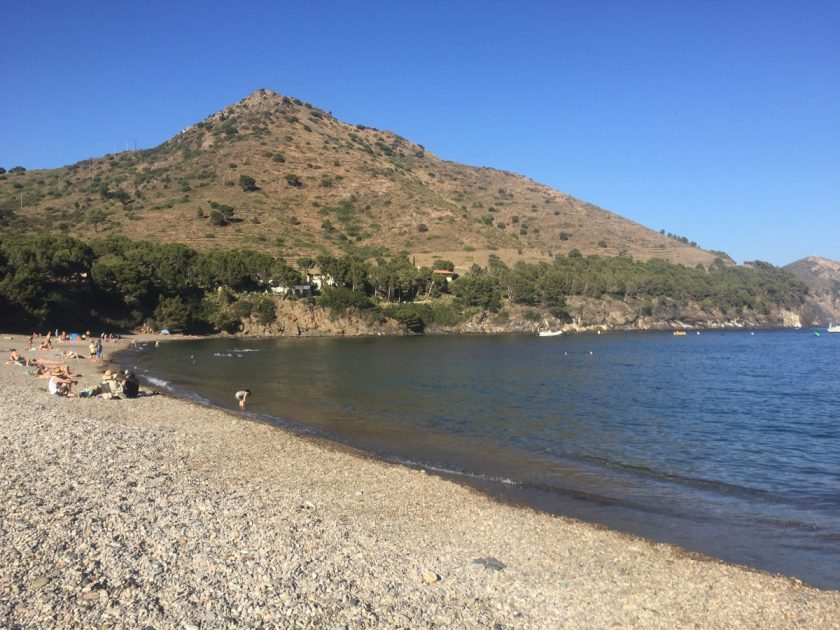 Badebucht Wandern Costa Brava
