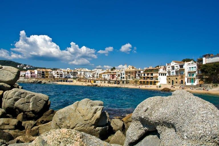 Vom Meer geküsst – Traumstrand Costa Brava