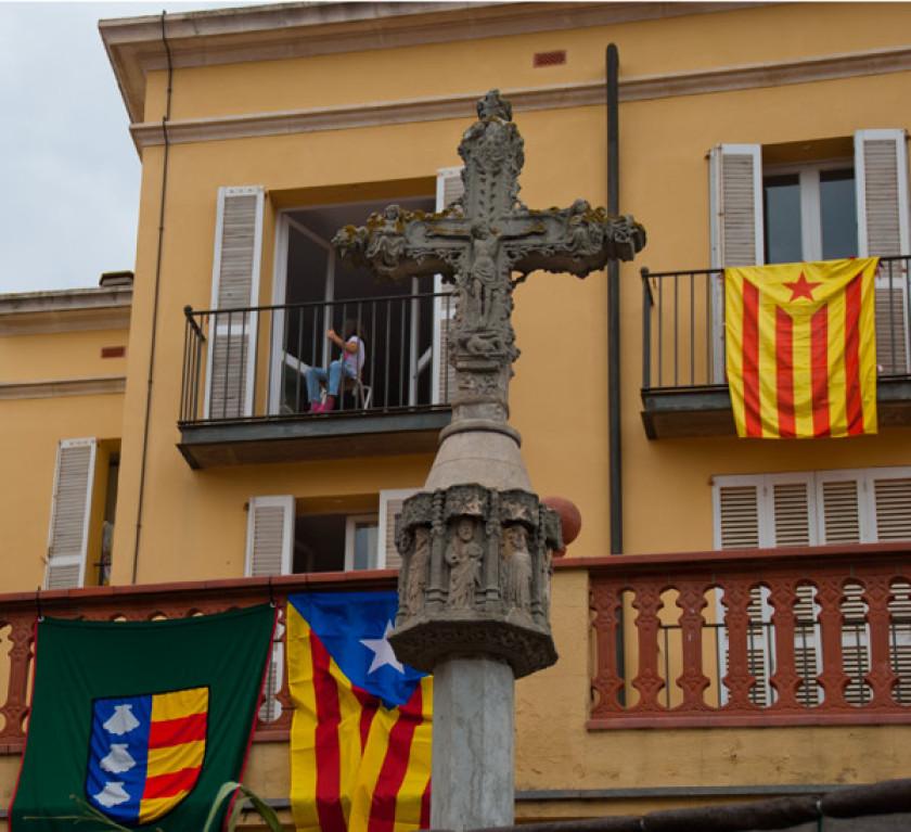 Am Mittwoch werden alle Unabhängigkeitsflaggen gehisst sein.