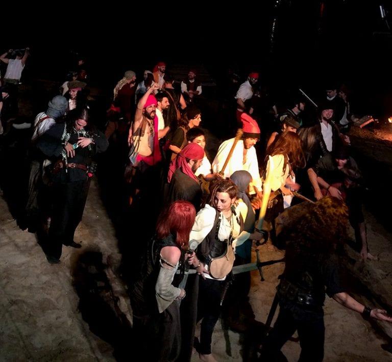 """Piratenfest – in L'Estartit """"Yo ho, yo ho"""""""
