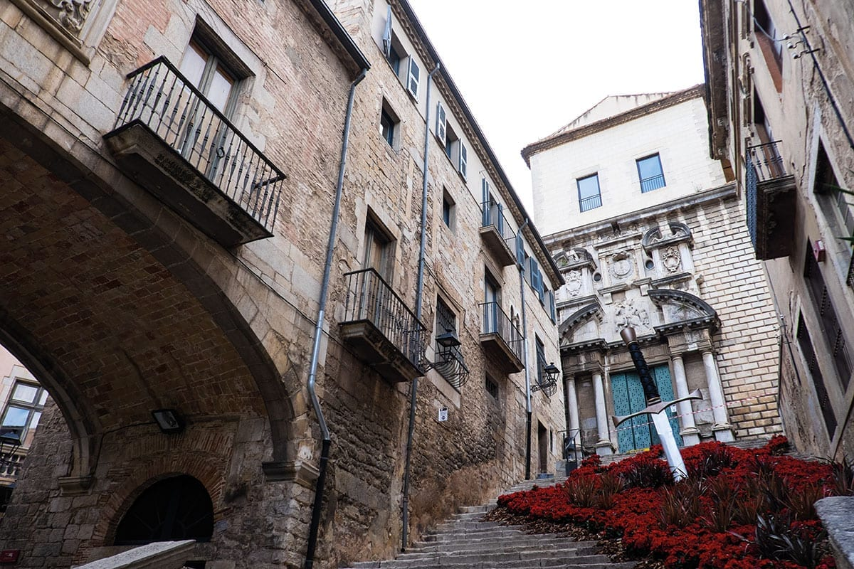 "sechsten Staffel von ""Game of Thrones"" in Girona"