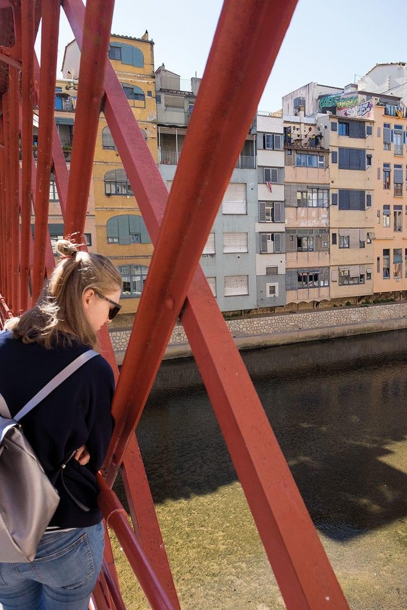 Eiffelbrücke Gironas