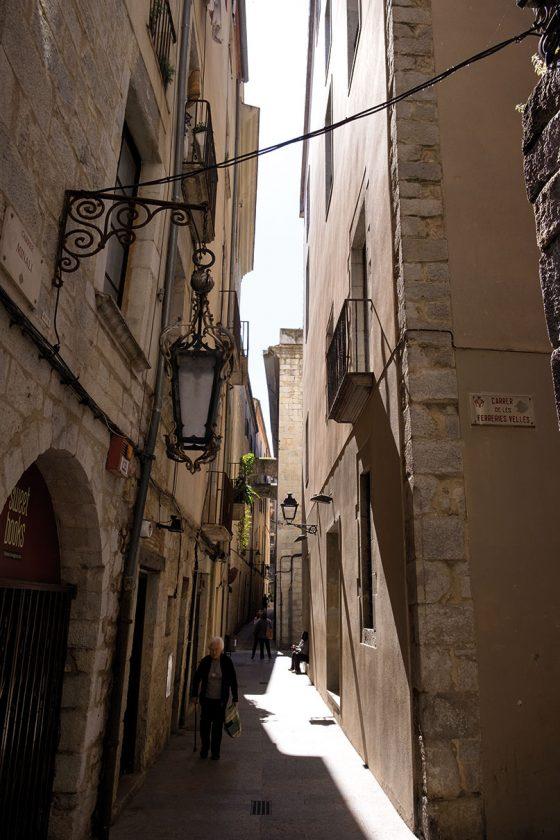 Altstadt Gironas