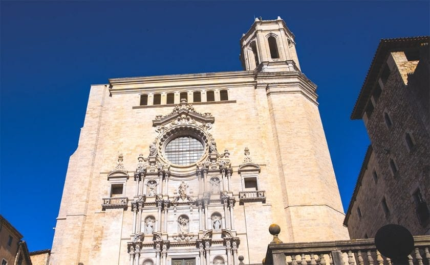 Girona - Cathedral - Game of Thrones