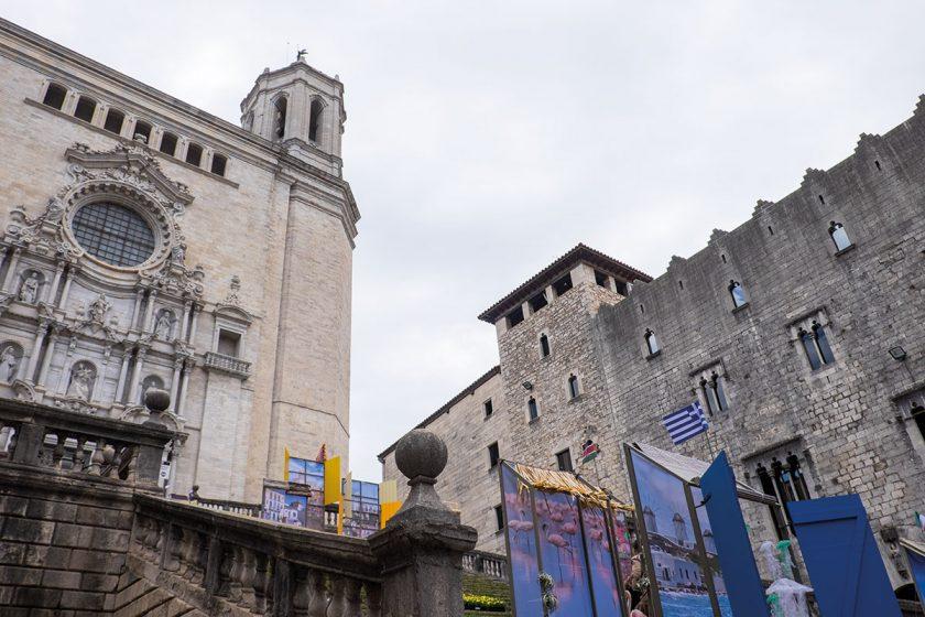 Girona - die Kathedrale
