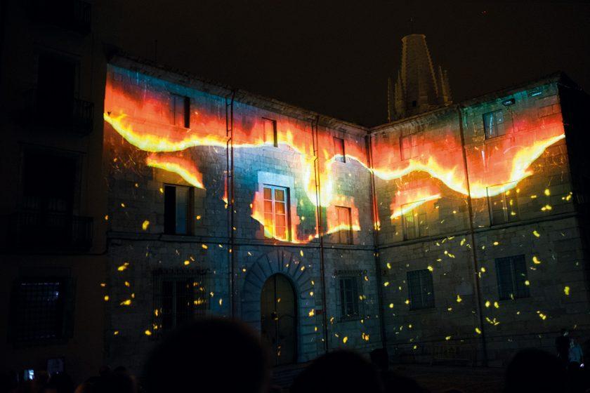 Videokunst in Girona