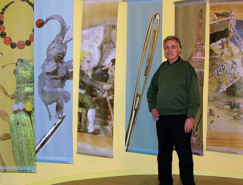 Eigentümer des Miniaturmuseum