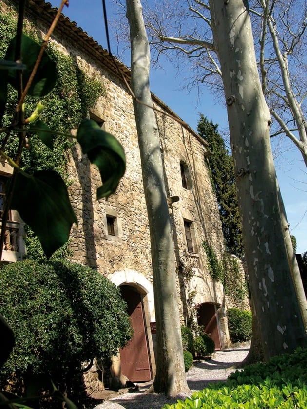 Schloss Púbol - ein Geschenk von Dalí an seine Frau Gala