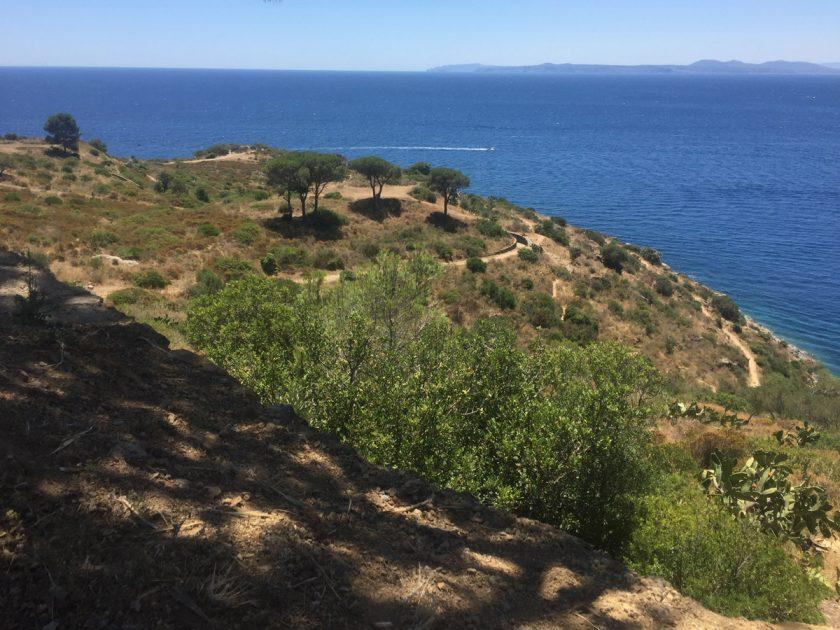Wandern  Punta Falconera