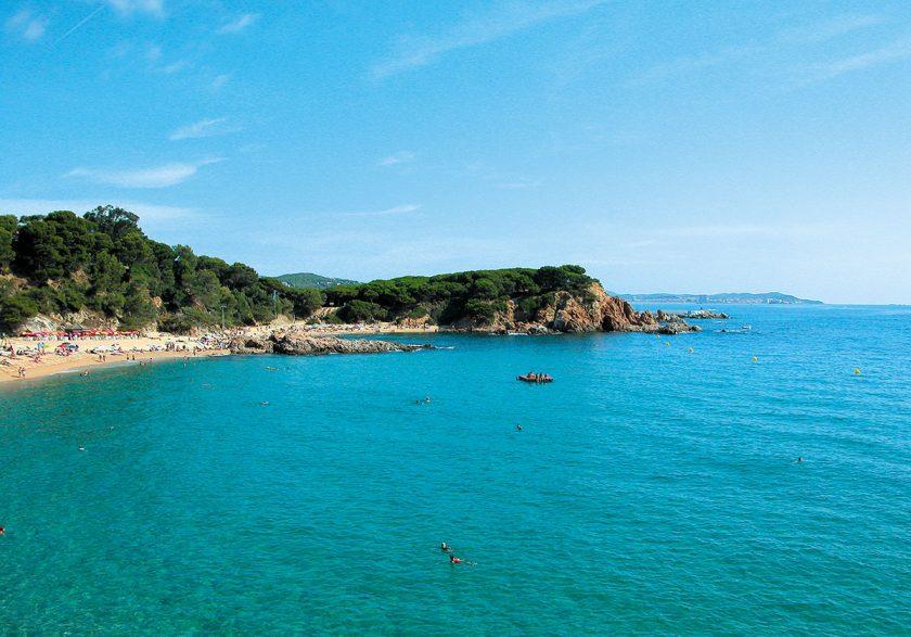 la Conca - kleine Bucht und Geheimtipp