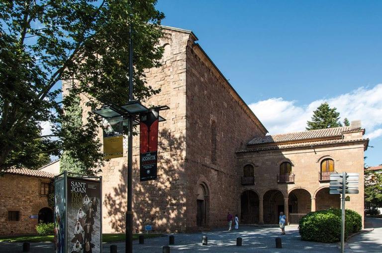 Das Kloster, das einen Ort gebar – San Juan de las Abadesas