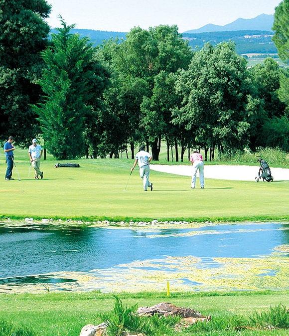 Torremirona Golf Sport